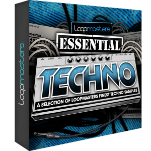 Loopmasters - Essential Techno product image thumbnail