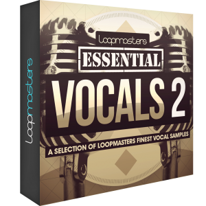 Loopmasters - Essential Vocals 2 product image thumbnail