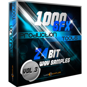 Lucid Samples - 1000 SFX Production Tools Vol. 3 product image thumbnail