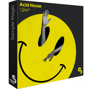 Sample Magic - Acid House product image thumbnail
