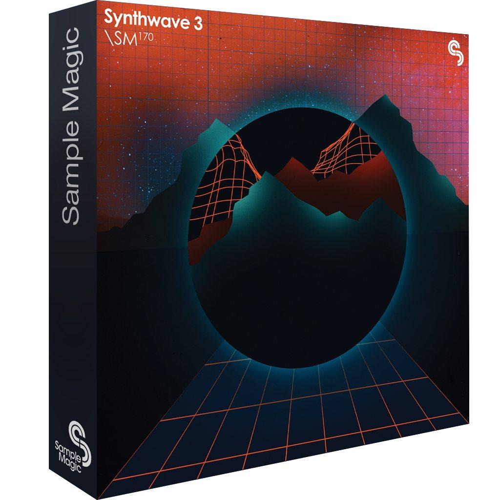 Sample Magic - Synthwave 3 | PreSonus Shop
