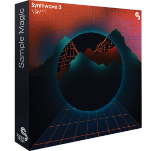 Sample Magic - Synthwave 3 thumbnail