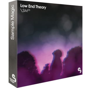 Sample Magic - Low End Theory product image thumbnail
