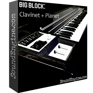 SoundEngine - Clavinet and Pianet product image thumbnail