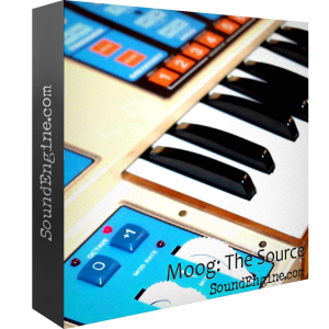 SoundEngine - Moog The Source product image thumbnail