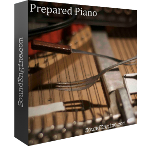 SoundEngine - Prepared Piano product image thumbnail