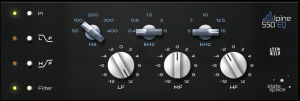 Alpine EQ-550 - Fat Channel Plug-in product image thumbnail