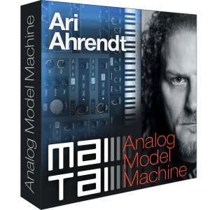 Ari Ahrendt - Analog Model Machine product image thumbnail