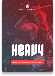 UJAM - Virtual Drummer - HEAVY product image thumbnail