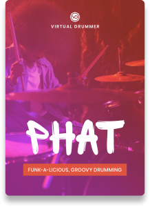UJAM - Virtual Drummer - PHAT product image thumbnail