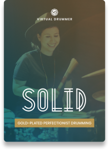 UJAM - Virtual Drummer - SOLID product image thumbnail