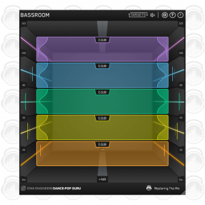Mastering The Mix - BASSROOM product image thumbnail