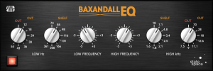 Fat Channel Plug-in - Baxandall EQ product image thumbnail