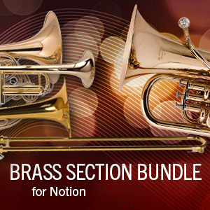 Brass Section Bundle product image thumbnail