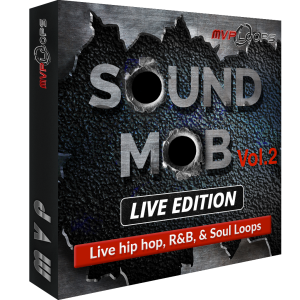 MVP Loops - Sound Mob- Live Edition - Vol. 2 product image thumbnail