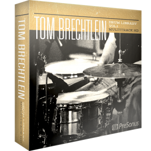 Tom Brechtlein Drums Vol. 1 - HD Multitrack product image thumbnail