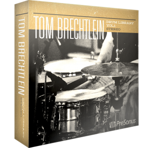 Tom Brechtlein Drums Vol.1 - Stereo product image thumbnail
