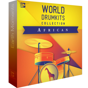EarthMoments - World Drumkits Collection - African product image thumbnail