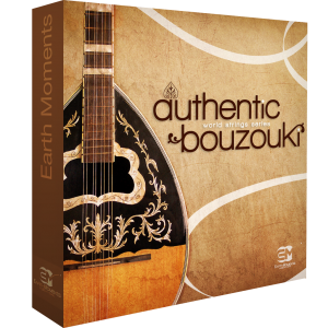 EarthMoments - World String Series - Authentic Bouzouki product image thumbnail