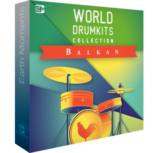 EarthMoments - World Drumkits Collection - Balkan product image thumbnail