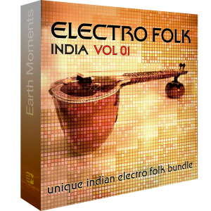 EarthMoments - Electro Folk India Vol. 1 product image thumbnail