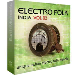 EarthMoments - Electro Folk India Vol.2 product image thumbnail