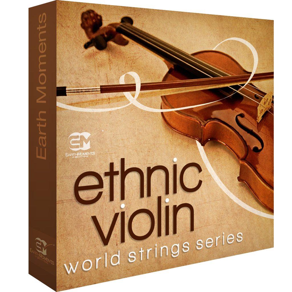 EarthMoments - World Strings Series - Ethnic Violin | PreSonus Shop