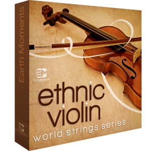 EarthMoments - World Strings Series - Ethnic Violin product image thumbnail