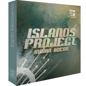 EarthMoments  - Indian Ocean - Island Projects product image thumbnail