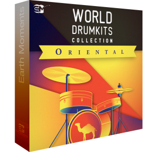 EarthMoments - World Drumkits Collection - Oriental product image thumbnail