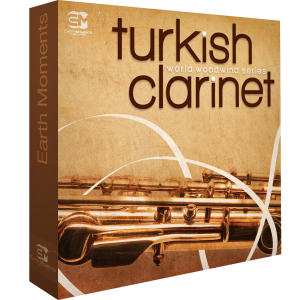 EarthMoments - World Woodwind Series - Turkish Clarinet product image thumbnail