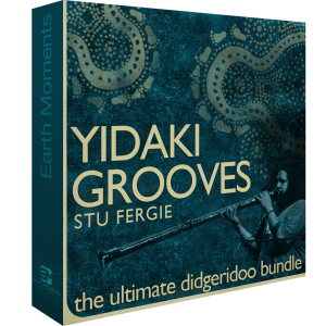 EarthMoments - Yidaki Grooves - Ultimate Digeridoo Bundle product image thumbnail