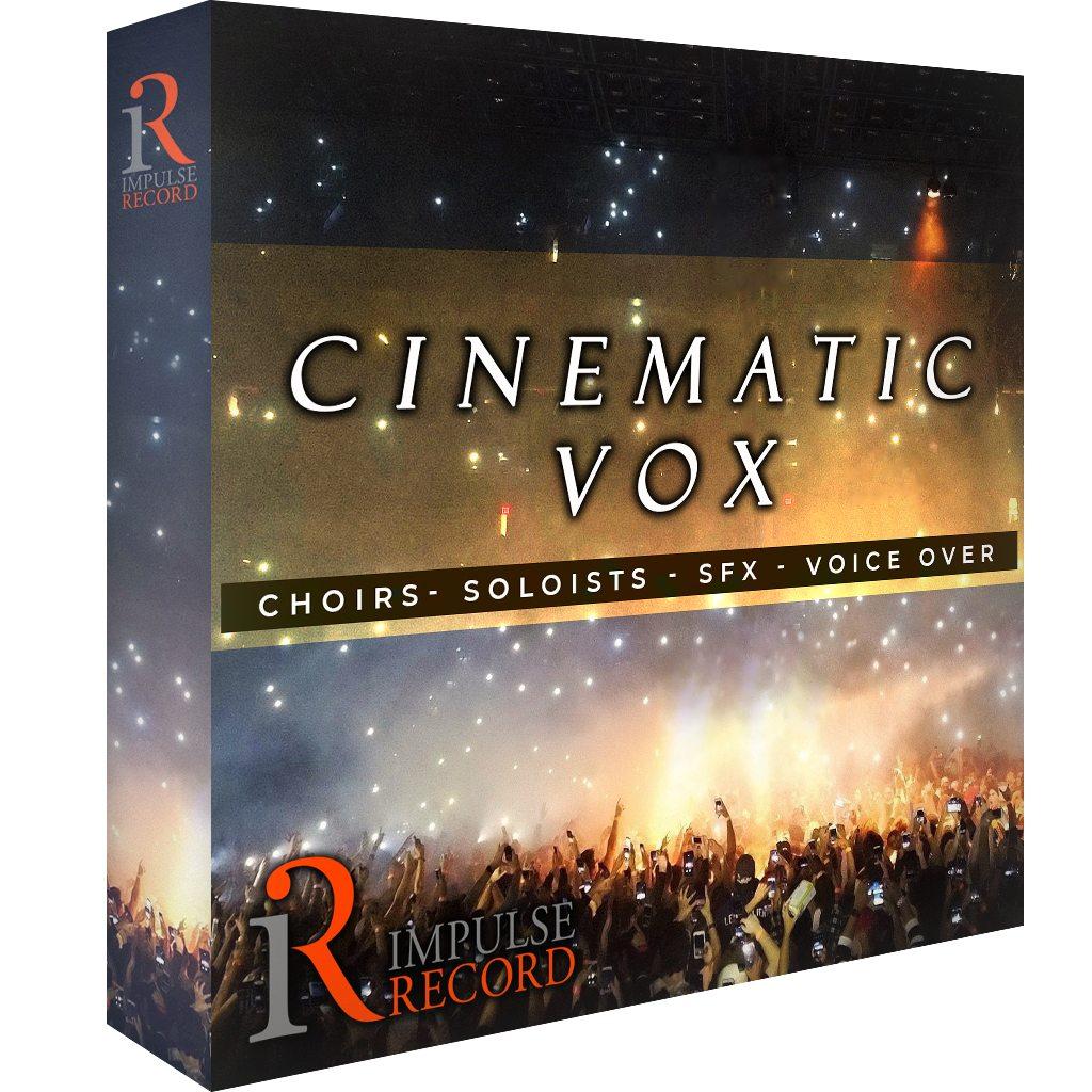 Impulse Record - Cinematic Vox | PreSonus Shop