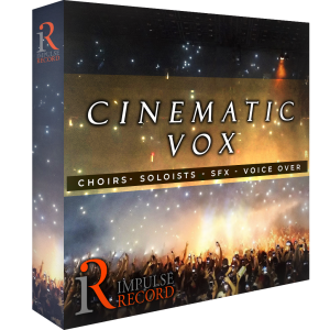 Impulse Record - Cinematic Vox product image thumbnail