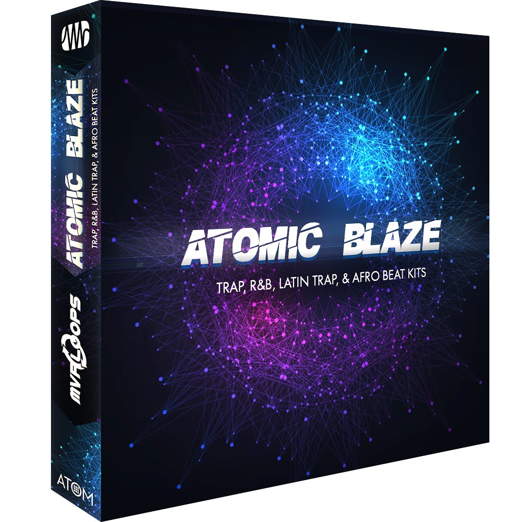 MVP Loops - Atomic Blaze | PreSonus Shop