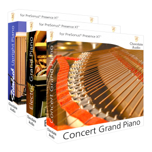 Chocolate Audio Piano Collection product image thumbnail