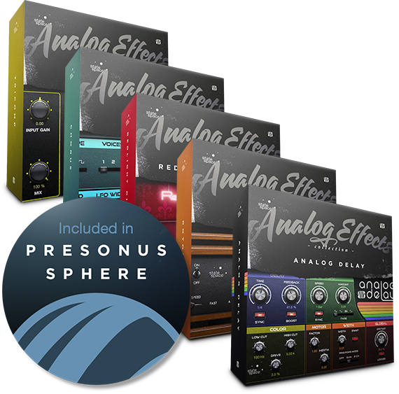 Analog Effects Collection box art