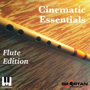 Spartan Audio Group - Cinematic Essentials: Flute Edition product image thumbnail