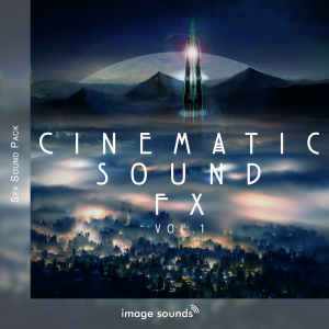 Image Sounds - Cinematic Sound FX 1 product image thumbnail