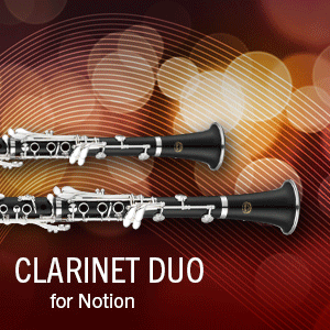 Clarinet Duo product image thumbnail