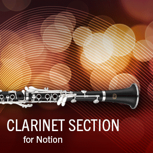 Clarinet Section product image thumbnail