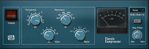 Fat Channel Plug-in - Classic Compressor product image thumbnail