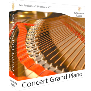 Concert Grand Piano by Chocolate Audio product image thumbnail
