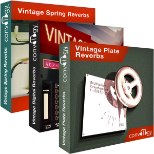 Convology - Vintage Reverb Bundle product image thumbnail