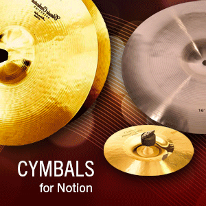 Cymbals Collection product image thumbnail