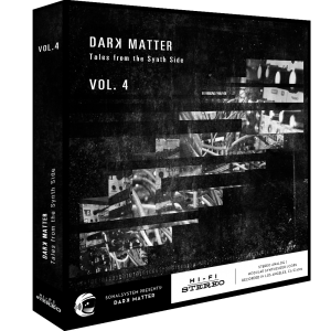 SonalSystem - Dark Matter - Tales From The Synth Side Vol. 4 product image thumbnail
