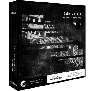 SonalSystem - Dark Matter - Tales From The Synth side Vol. 5 product image thumbnail