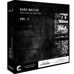 SonalSystem - Dark Matter - Tales From The Synth Side Vol. 3 product image thumbnail