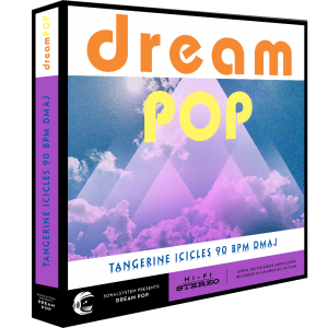 SonalSystem - Dream Pop Guitars - 01 Tangerine Icicles product image thumbnail