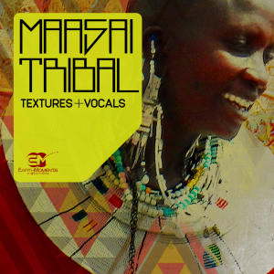 EarthMoments - Maasai Tribal Textures and Vocals product image thumbnail